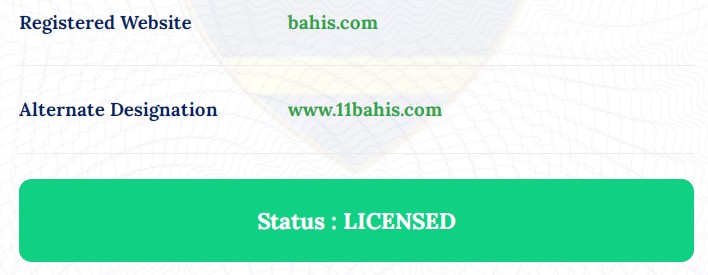 bahiscom-lisans